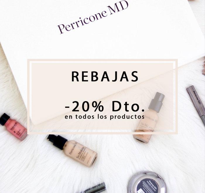 REBAJAS PERRICONE